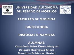 UNIVERSIDAD AUTONOMA DEL ESTADO DE MORELOS …