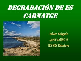 DEGRADACION - IES Ses Estacions