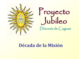 Proyecto Jubileo