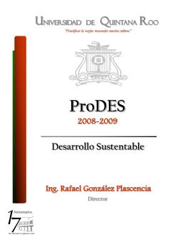 ProDES Desarrollo Sustentable