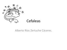 Cefaleas