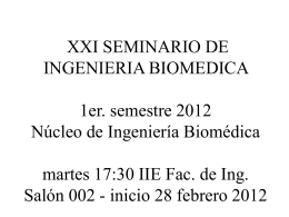 Seminario IB 2008