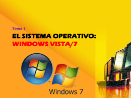Tema 1 Windows Vista/7