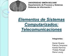 Diapositiva 1 - esctelecomunicaciones