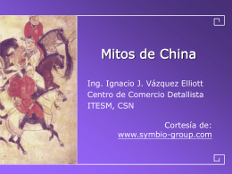 Mitos de China