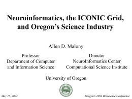 Computational Informatics for Brain Electromagnetic …