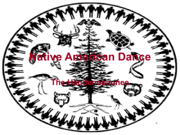 Native American Dance - East Irondequoit Central School