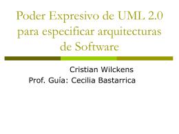 UML como ADL