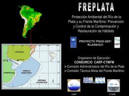 Diapositiva 1 - GAM - Grupo Ambiental de Montevideo