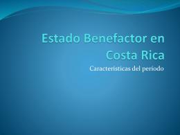 Estado Benefactor