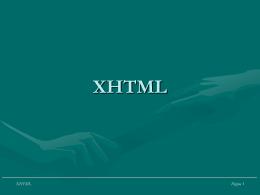 XHTML - Arabako Campusa