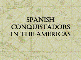The Conquest of Mexico During the year Ce Acatl ( One …