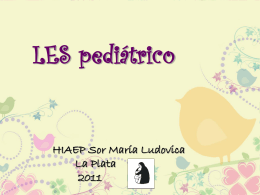 LES pediatrico