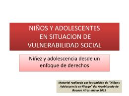 Diapositiva 1 - Obras Misionales Pontificias de Argentina