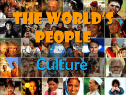 The World's People - Rockvale Middle School