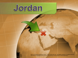 Presentation: Interesting Facts About Jordan