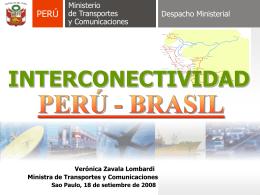 Diapositiva 1 - Consulado Geral do Peru