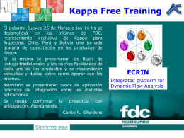 Kappa Free Training