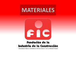 Materiales