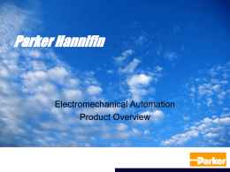 Electromechanical Marketing FY07