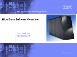 Towards Petascale Computing