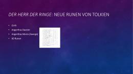 DIE RUNEN - Dr. Albrecht Classen, Professor and