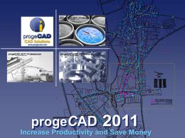 progeCAD 2011