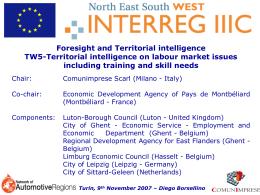 Diapositiva 1 - Provincia di Torino
