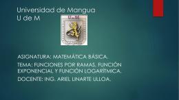 Universidad de Mangua U de M