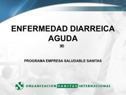 ENFERMEDAD DIARREICA AGUDA EDA