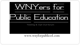 Opt Out Long Island