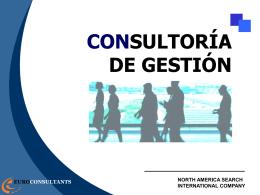 Consultoria de Gestion