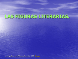 LAS FIGURAS LITERARIAS. es.wikipedia.org/wiki/Figuras