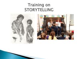 Story telling - Yogyakarta State University