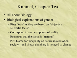 Kimmel, Chapter Two - Illinois Valley Community College