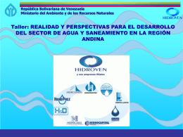 Fases de la Estrategia Comunicacional del Sector Agua