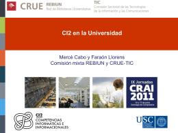 Diapositiva 1 - Universidade de Santiago de Compostela