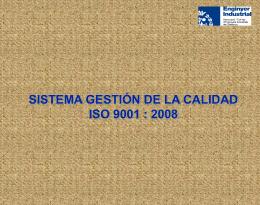 CONSULTORIA EN ISO 9001
