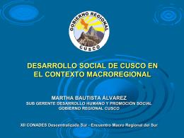 ESTRATEGIA REGIONAL DE SEGURIDAD ALIMENTARIA …