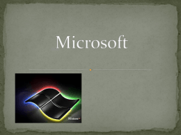 Historia de Microsoft y MS-DOS