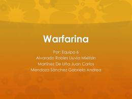 Warfarina - Carpe Diem – Cogito ergo sum
