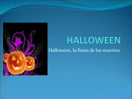 HALLOWEEN - Multiblog — Blogs en el PNTE