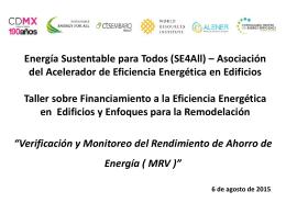 Programa Eco-Credito Empresarial Masivo