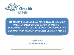 Sustainable Transport & Air Quality Conference for Latin
