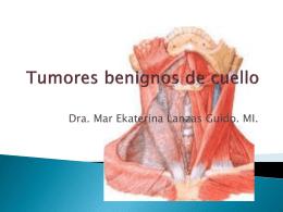 Tumores benignos de cuello