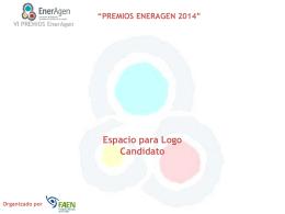 """PREMIOS ENERAGEN 2014"""""""