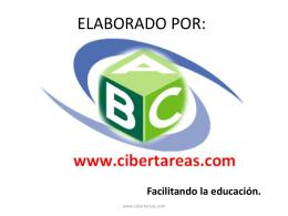 ELABORADO POR: