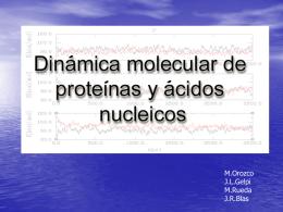 MOLECULAR DYNAMICS - Molecular Modeling and …