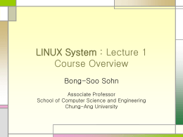 LINUX System (English
