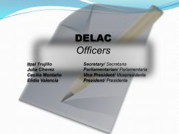 DELAC - Fontana Unified School District